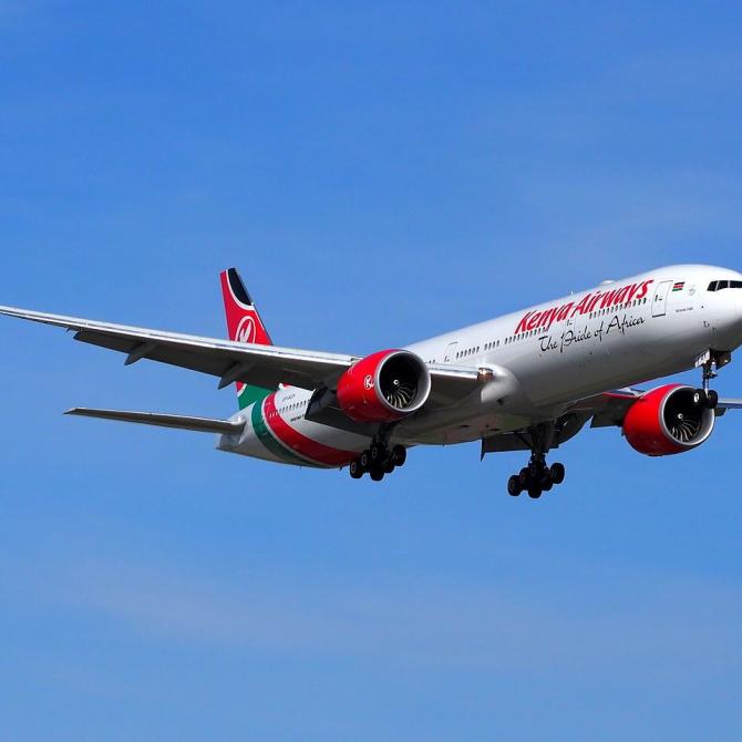 Kenya Airways suspends Mumbai flights over Covid-19 crisis