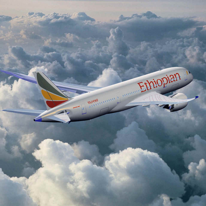Ethiopian becomes the first African airline to try the IATA Travel Pass