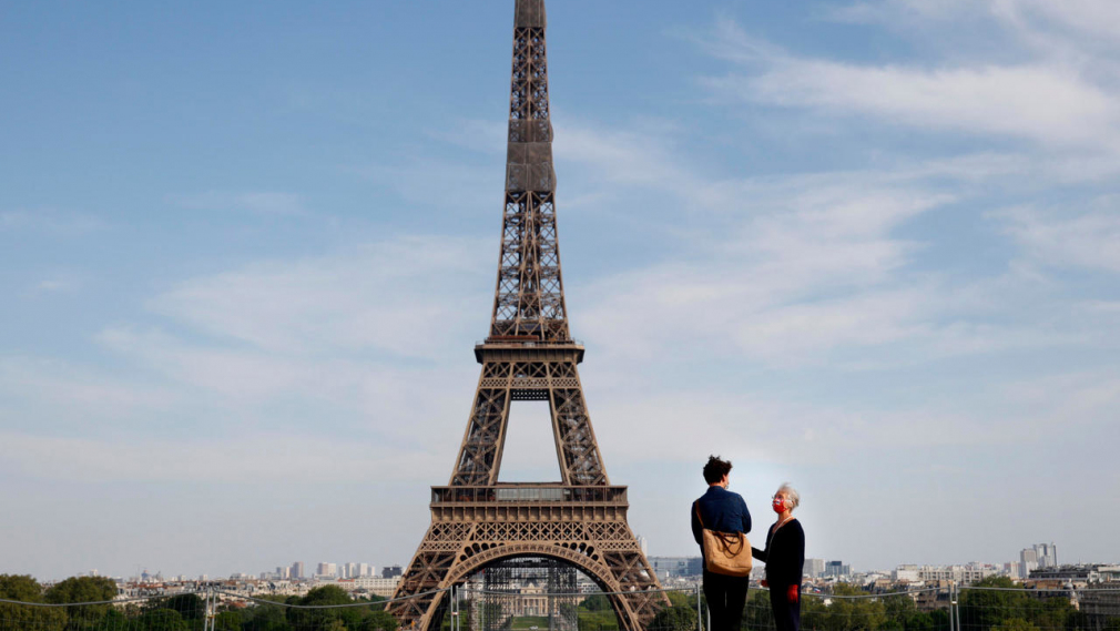 E.U. Set to Let Vaccinated U.S. Tourists Visit This Summer