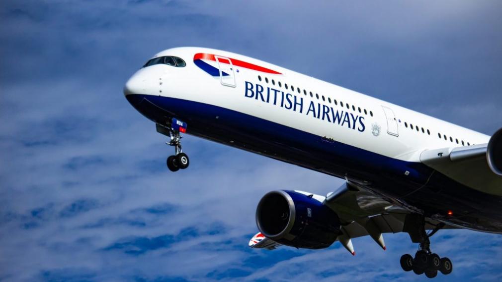 British Airways returns to Zimbabwe