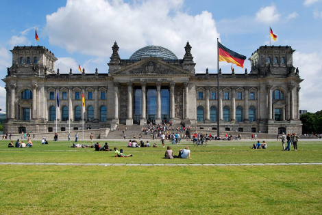 The German government has relaxed its requirements travellers
