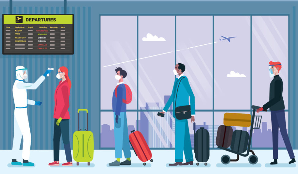 Safety and sustainable travel at the forefront of tourism Recovery as travelers gain the confidence to venture out into the world of flying again