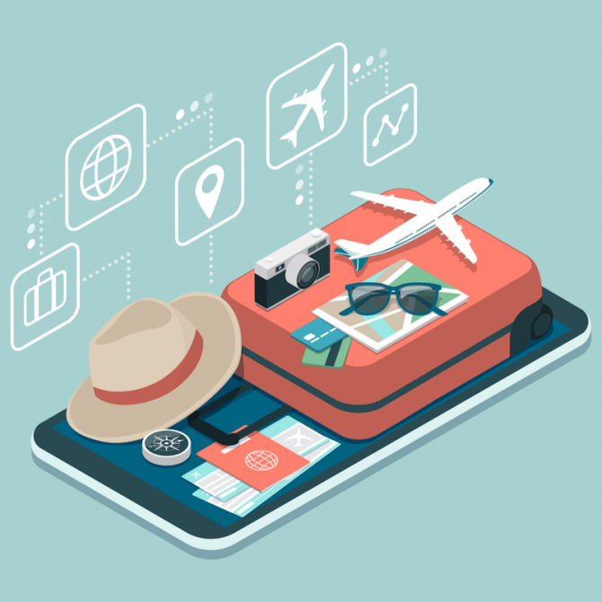 Travel tech and sustainability are viable lenses for recovery as travellers are opting for hybrid, touch-less, and sustainable travel modes