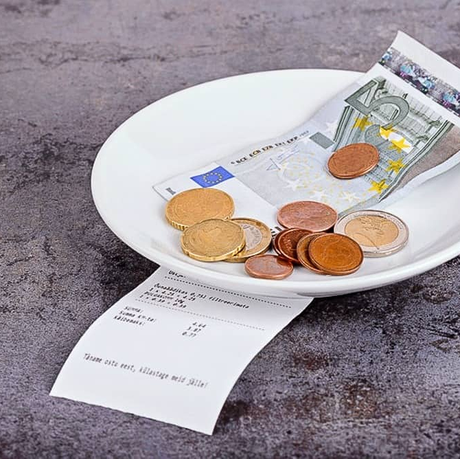 The value of a TIP to waiters and waitresses goes beyond being just a token of appreciation in exchange for good service but also speaks volumes about the person giving it and vice versa